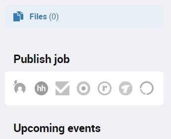 Publish Job